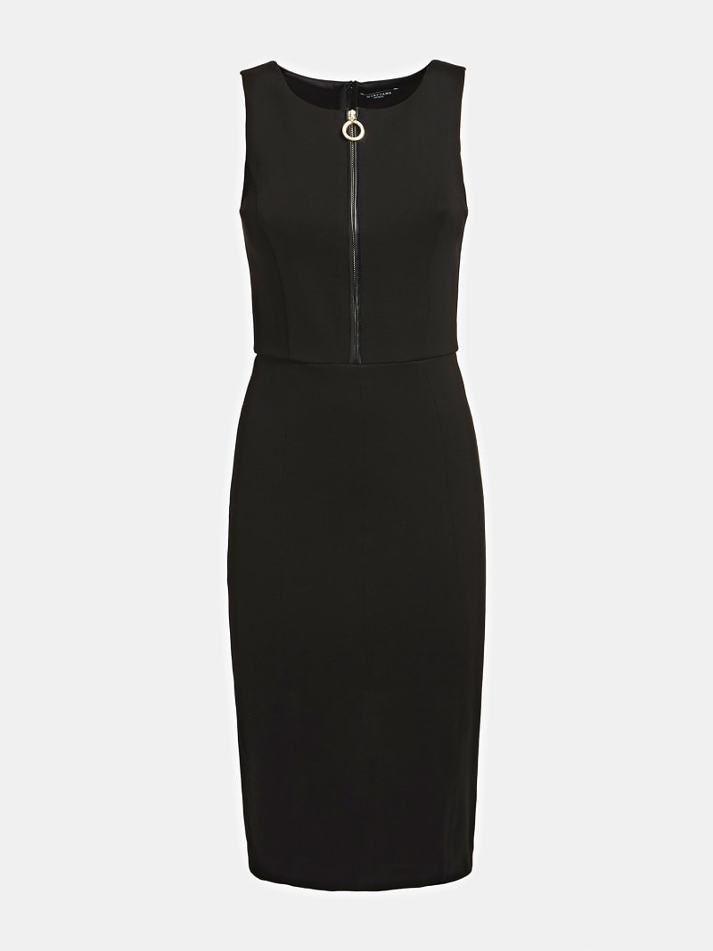 MARCIANO PONTE KNIT DRESS image number 2