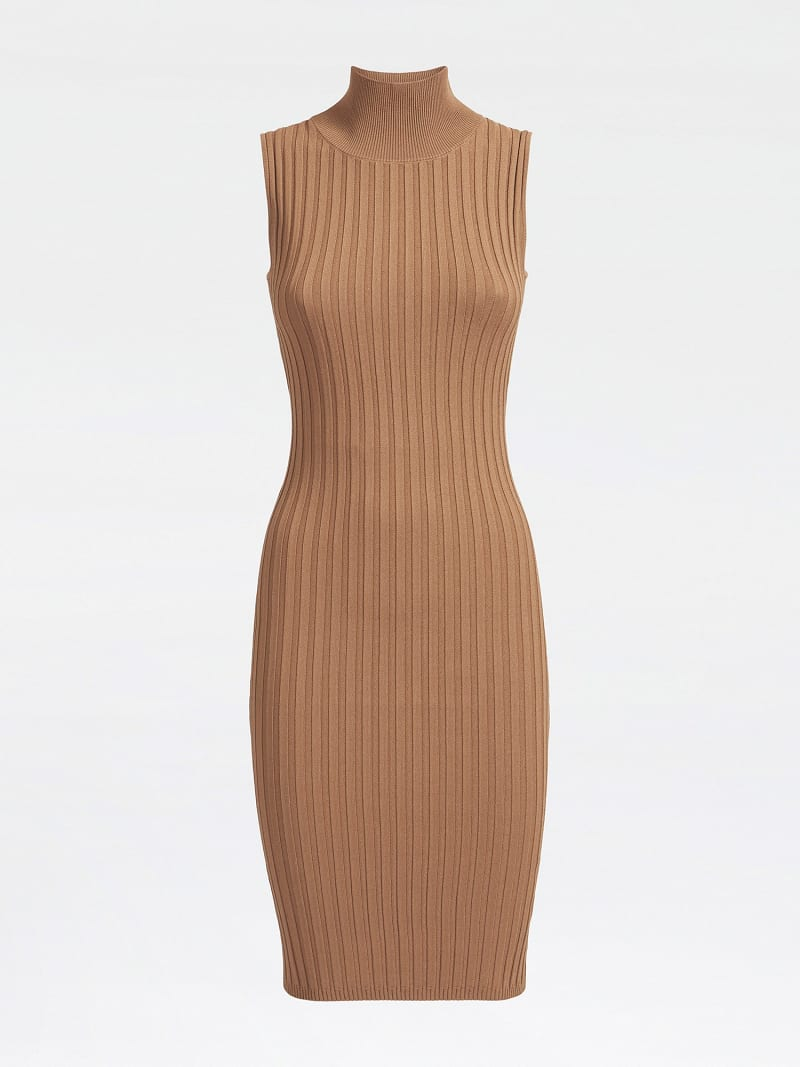 MARCIANO RIB DRESS image number 2