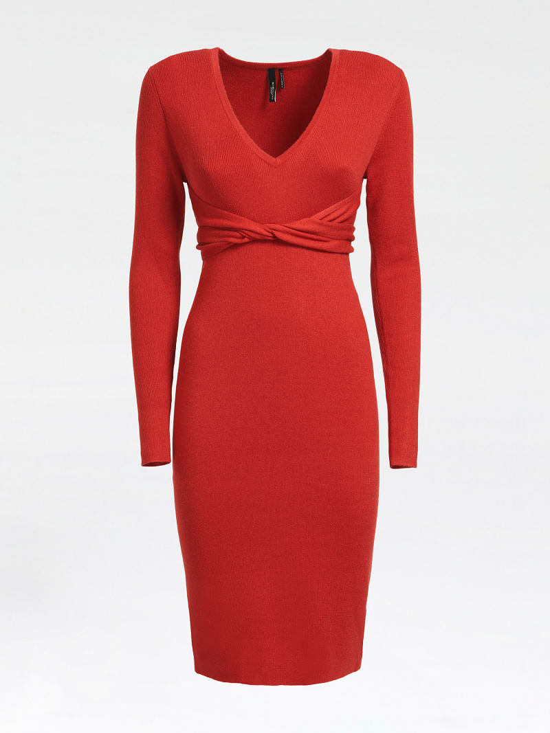 MARCIANO KNIT DRESS image number 3