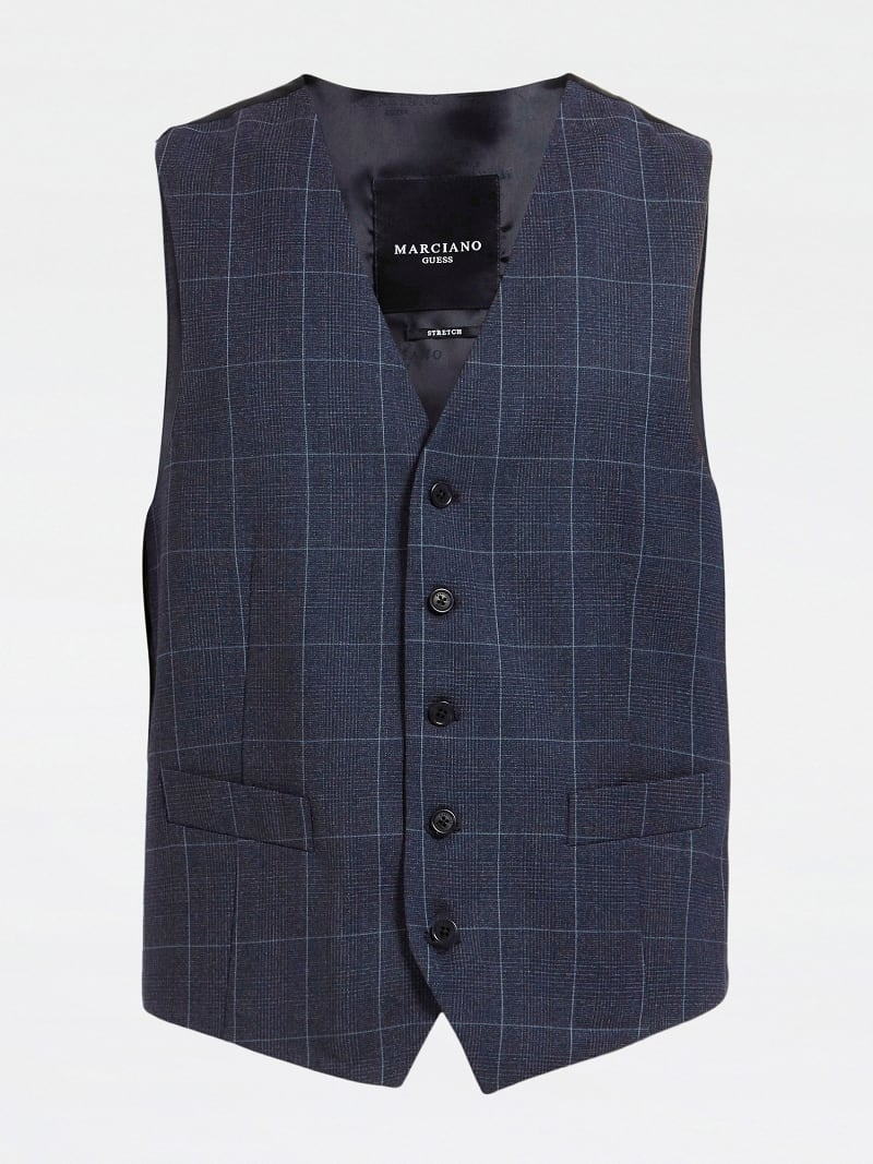 MARCIANO PRINCE OF WALES VEST image number 3