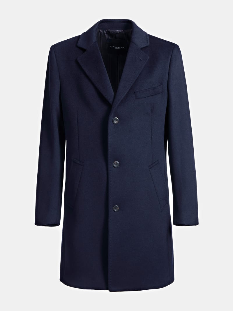 MARCIANO WOOL BLEND COAT image number 3