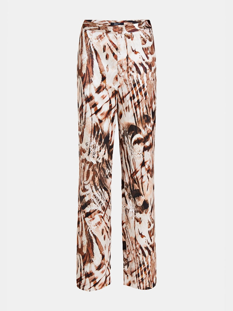 MARCIANO ANIMAL PRINT PANT image number 3