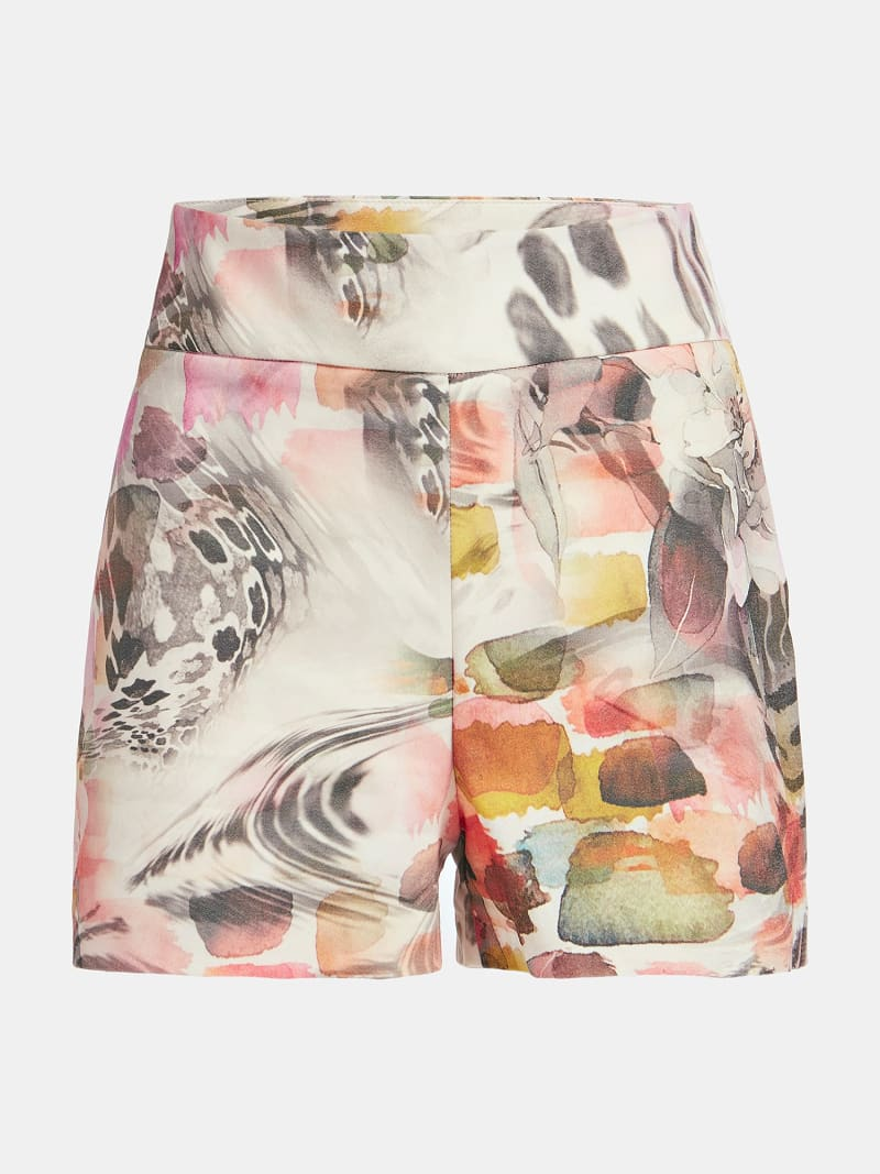 MARCIANO PRINTED SHORTS image number 3