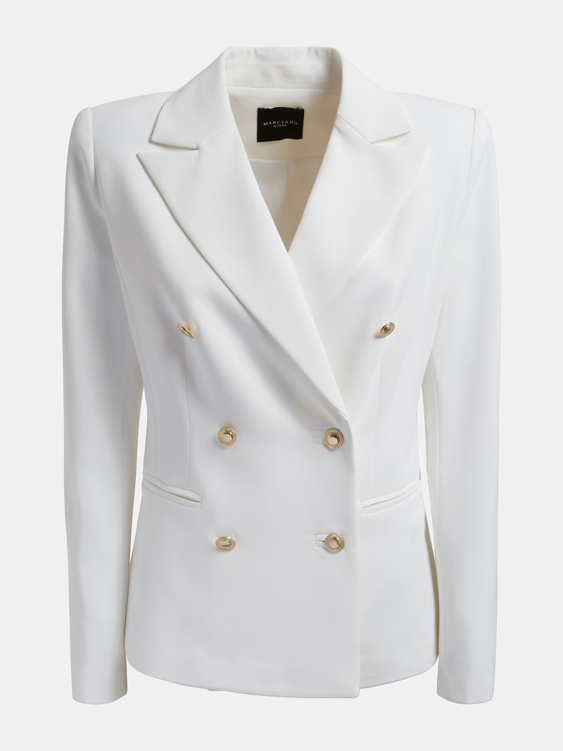 MARCIANO CREPE BLAZER image number 5