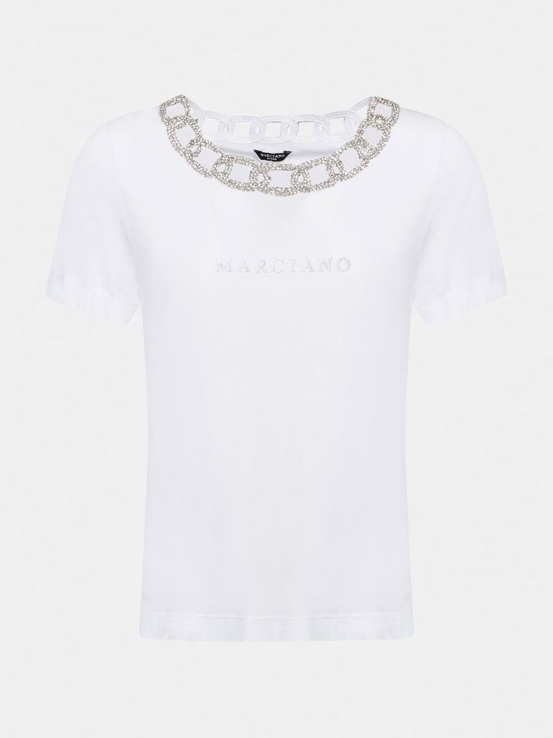 MARCIANO LOGO T-SHIRT  image number 3