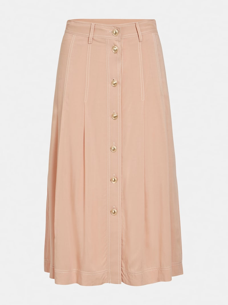 MARCIANO SKIRT BUTTONS  image number 3