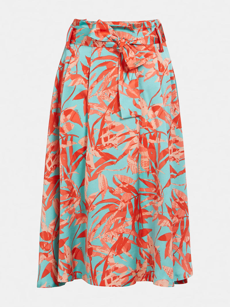 MARCIANO CALF-LENGTH SKIRT image number 3