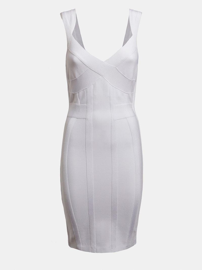 MARCIANO BANDAGE DRESS image number 4