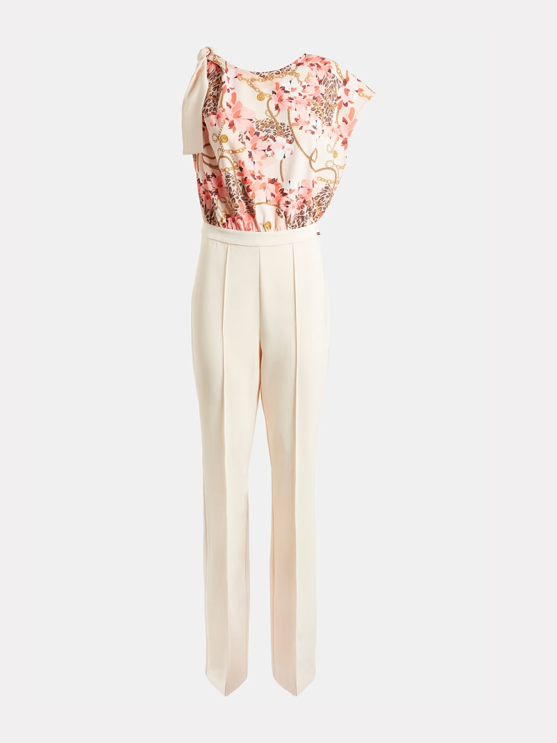 MARCIANO JUMPSUIT BOW image number 3