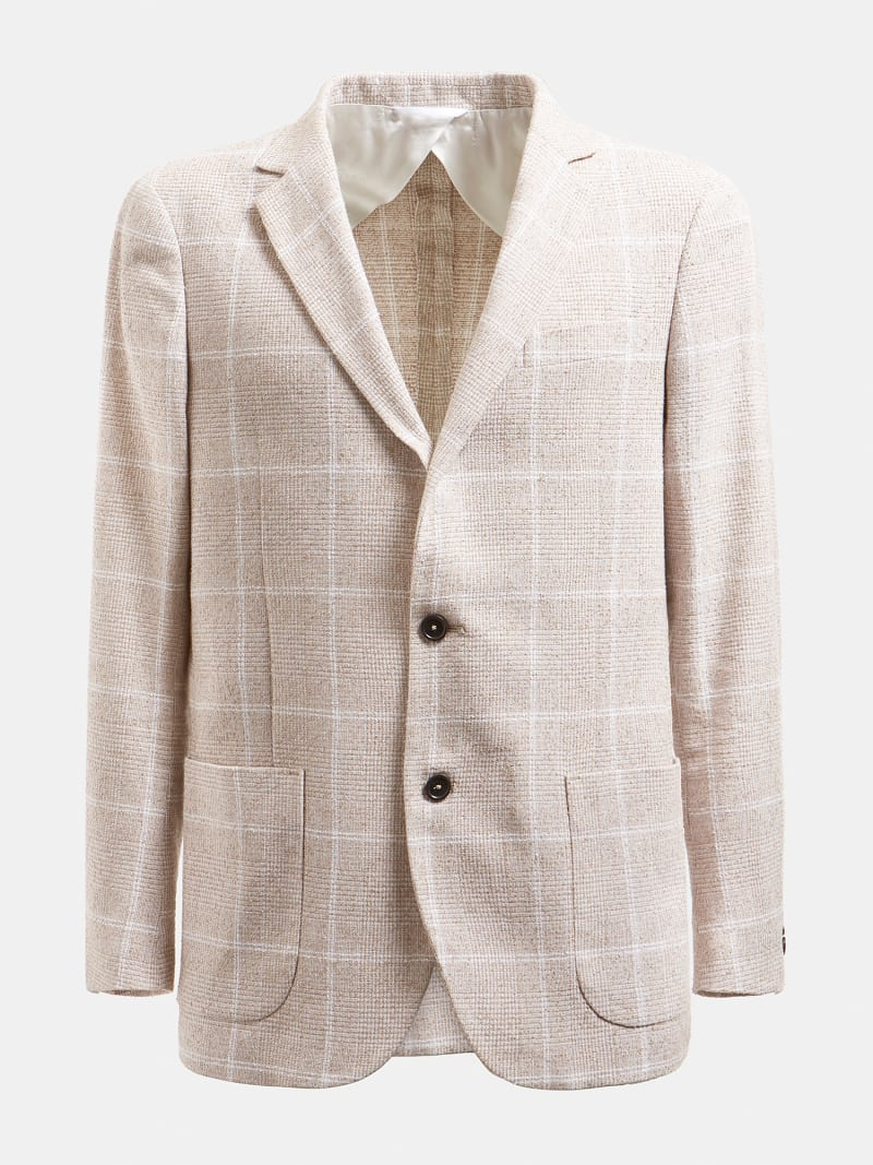 MARCIANO PRINTED BLAZER image number 5