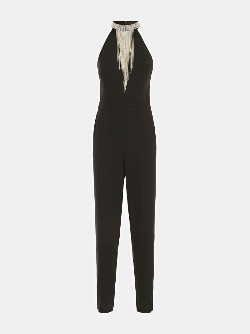 MARCIANO JUMPSUIT JUWEELAPPLICATIES image number 4