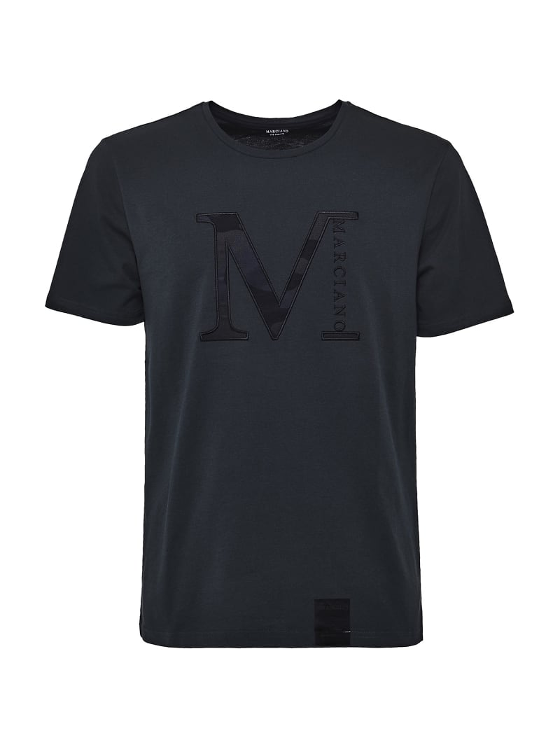 T-SHIRT MARCIANO LOGO image number 4