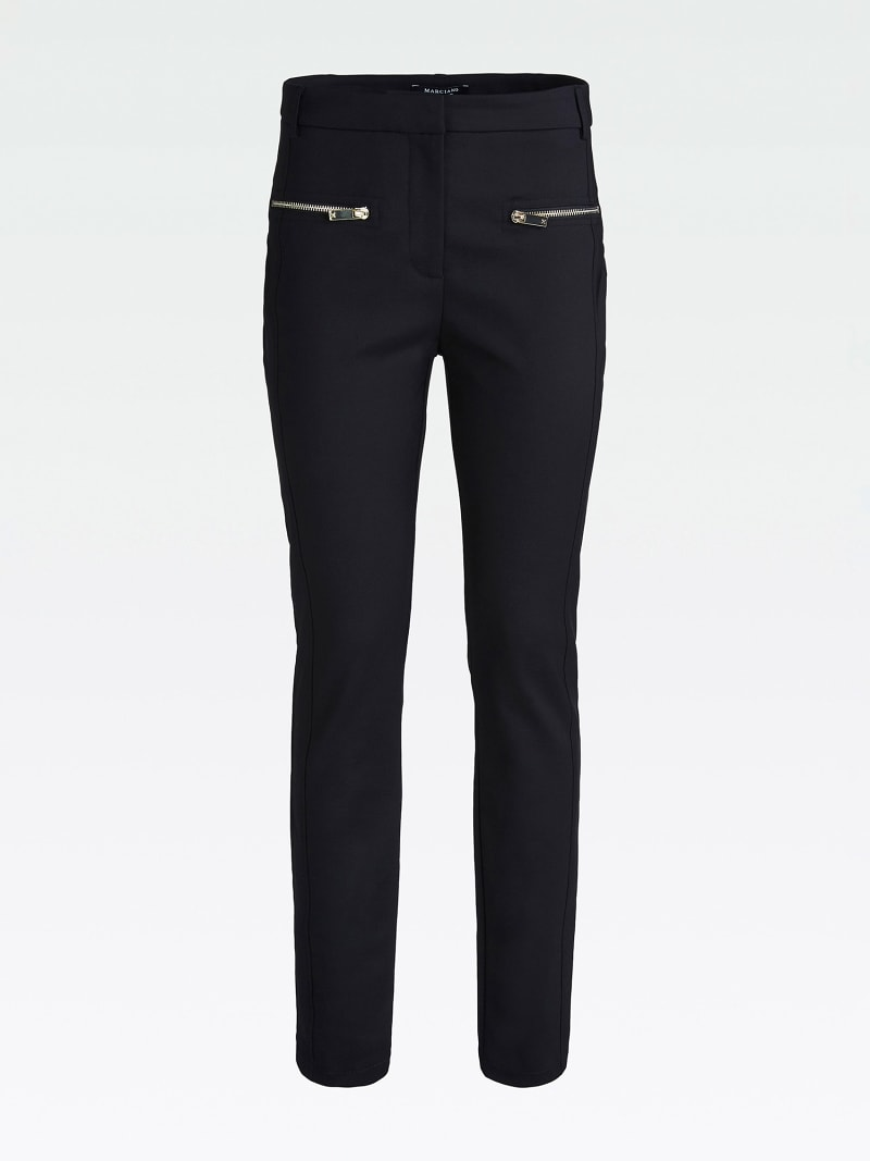 MARCIANO PANTS WITH POCKET DETAIL image number 3