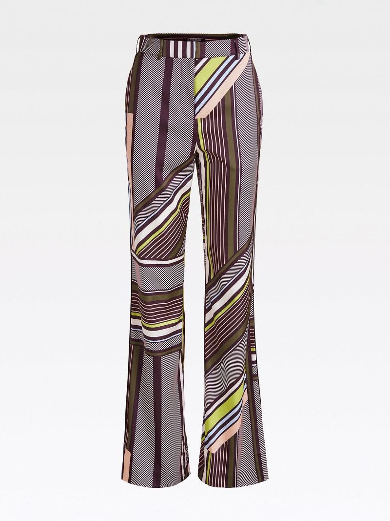 MARCIANO PATTERNED PANTS image number 3