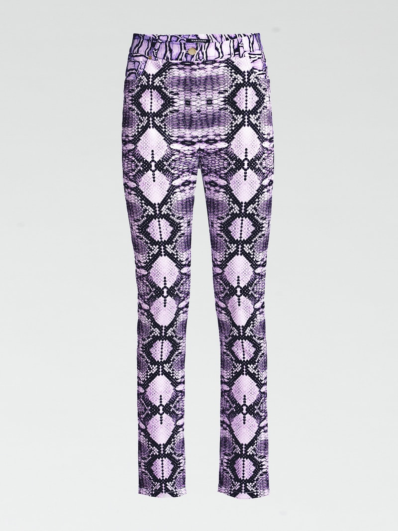 PANTALONE MARCIANO 5 TASCHE image number 3