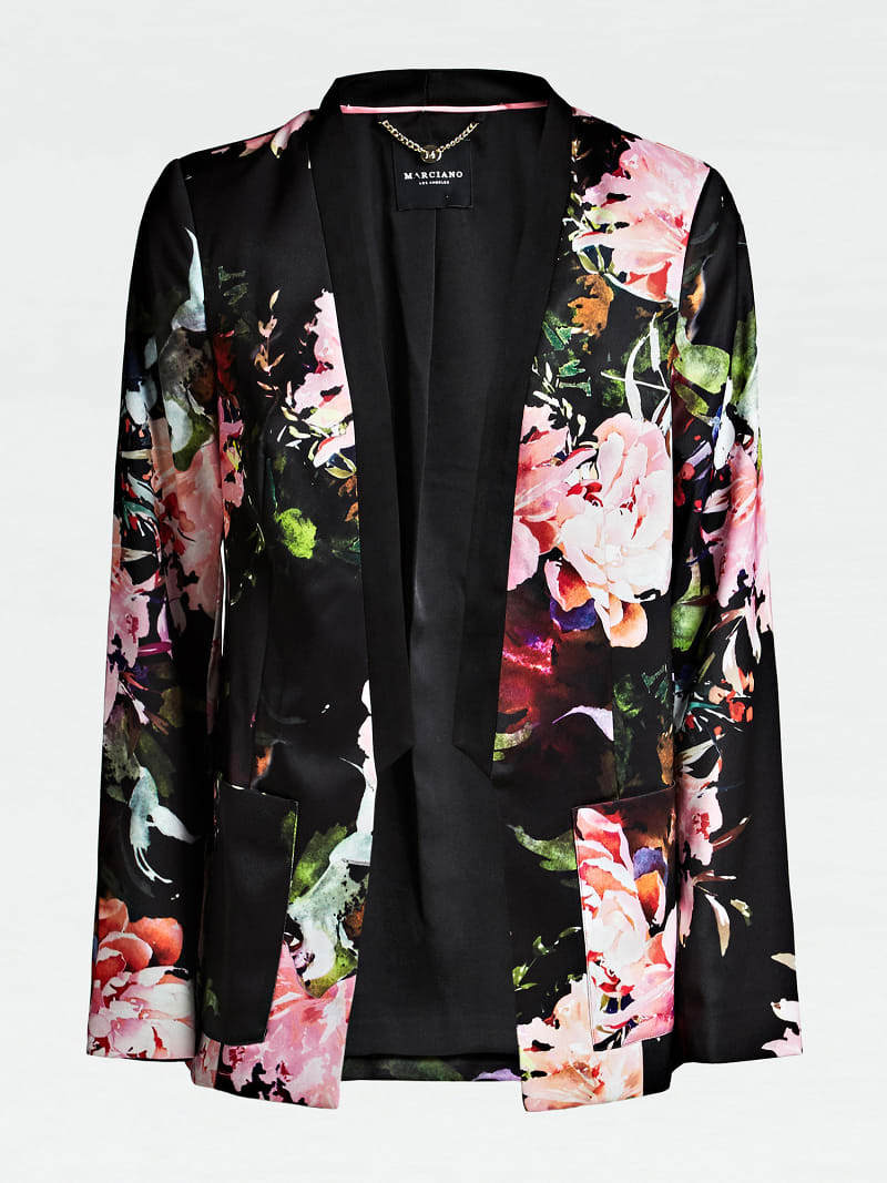 MARCIANO FLORAL JACKET image number 3