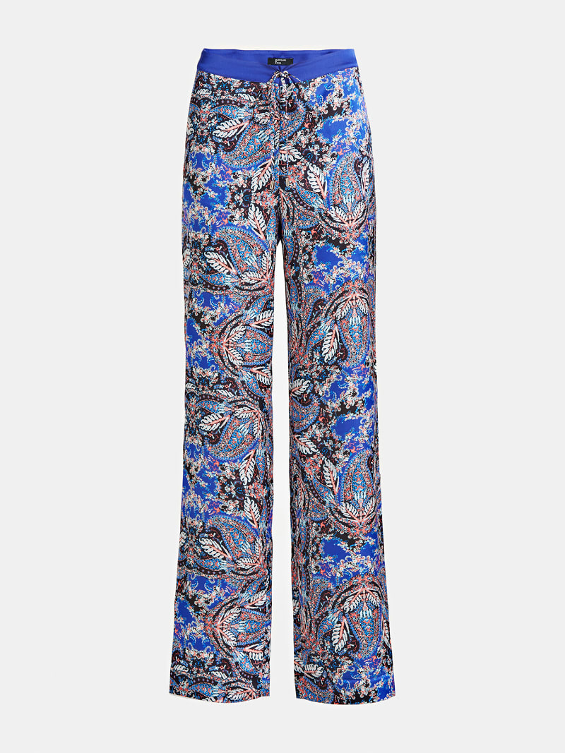 HOSE MARCIANO PAISLEY-PRINT image number 3