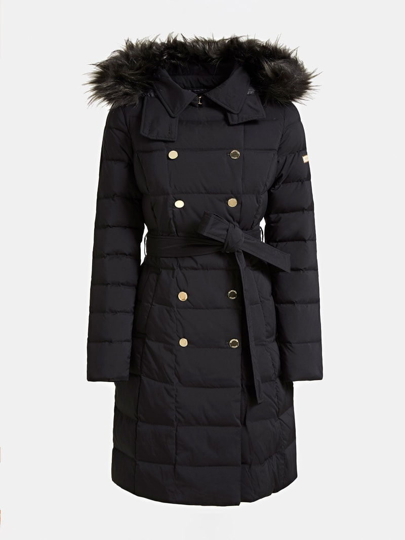 MARCIANO PADDED TRENCH  image number 2