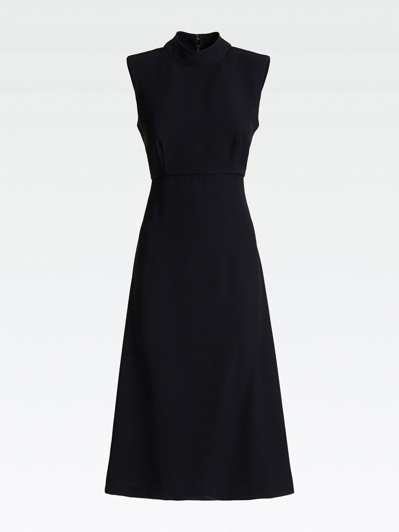 MARCIANO DRESS WITH CUT-OUT BACK image number 2