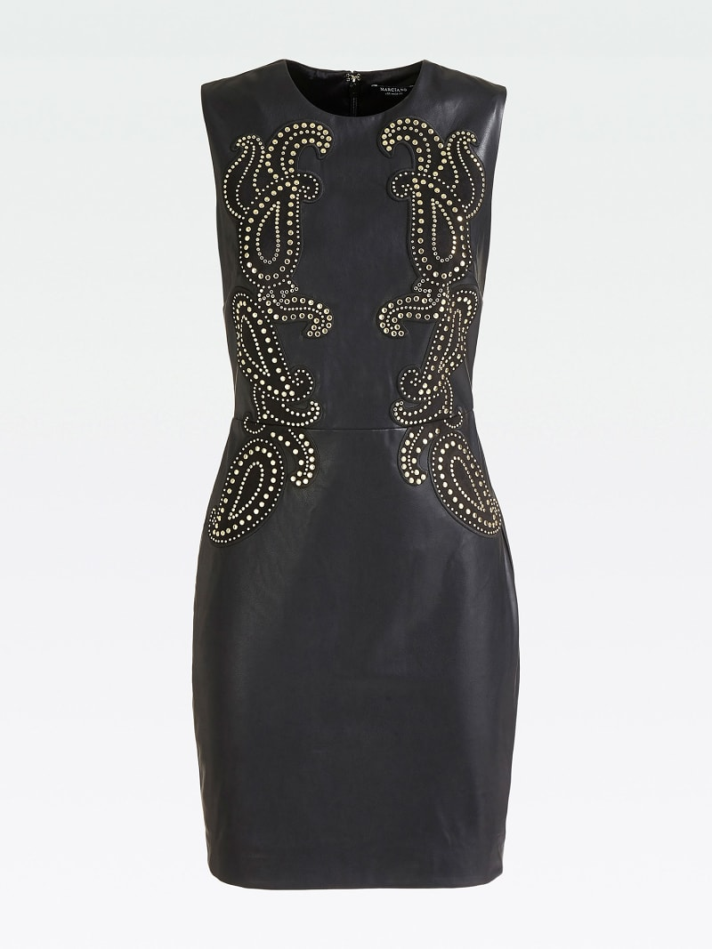 STUDDED MARCIANO DRESS image number 2