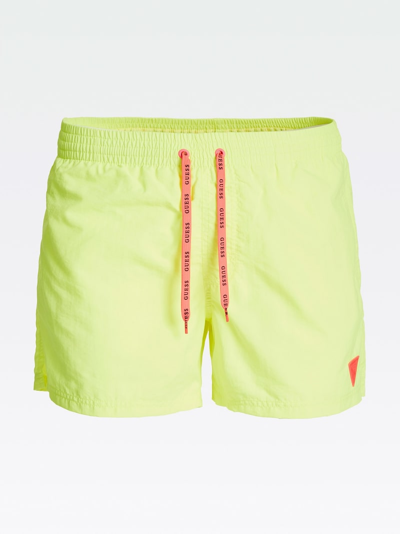 NYLON SWIM TRUNK image number 2