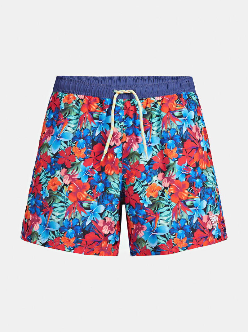ALL OVER PRINT SWIM TRUNK image number 2