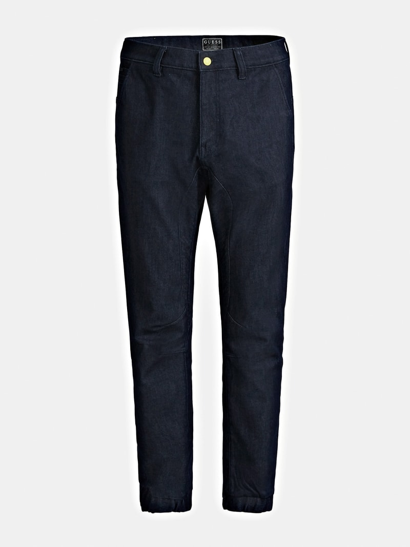 SLIM FIT DENIM PANT image number 3