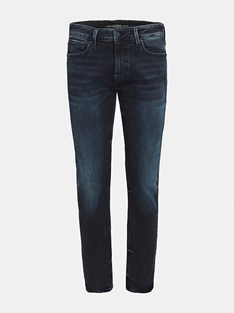 SLIM FIT DENIM PANT image number 5