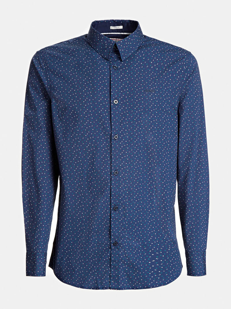 ALL OVER PRINT SHIRT image number 3