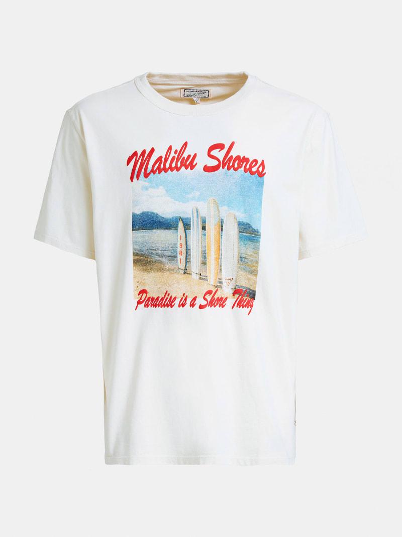 MALIBU PRINT T-SHIRT image number 5