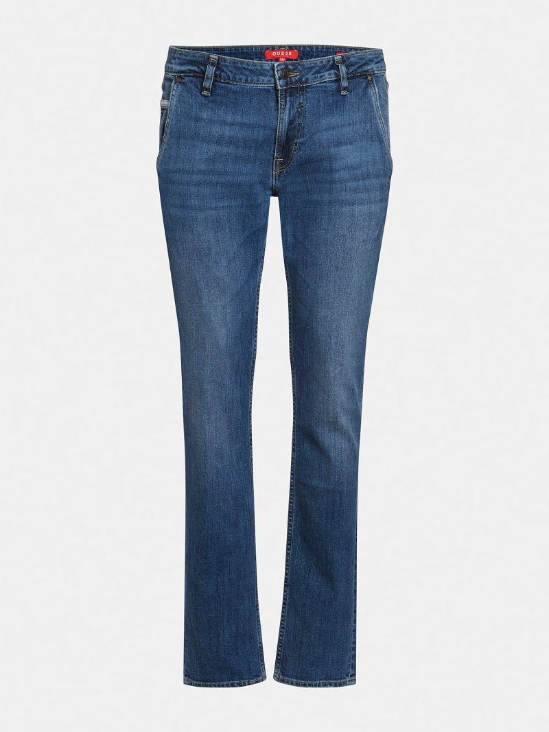 CHINO MODEL JEANS image number 2