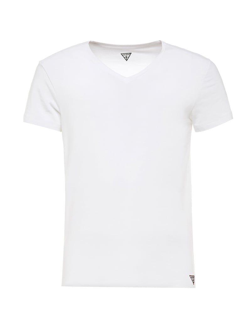 PACK 2 STRETCH COTTON T-SHIRT HERO image number 2