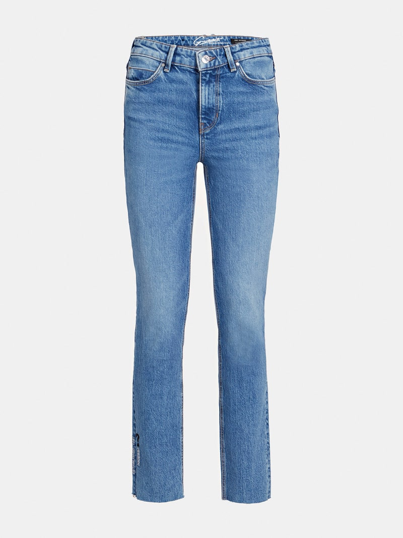 JEANS SKINNY  RICAMO  image number 4