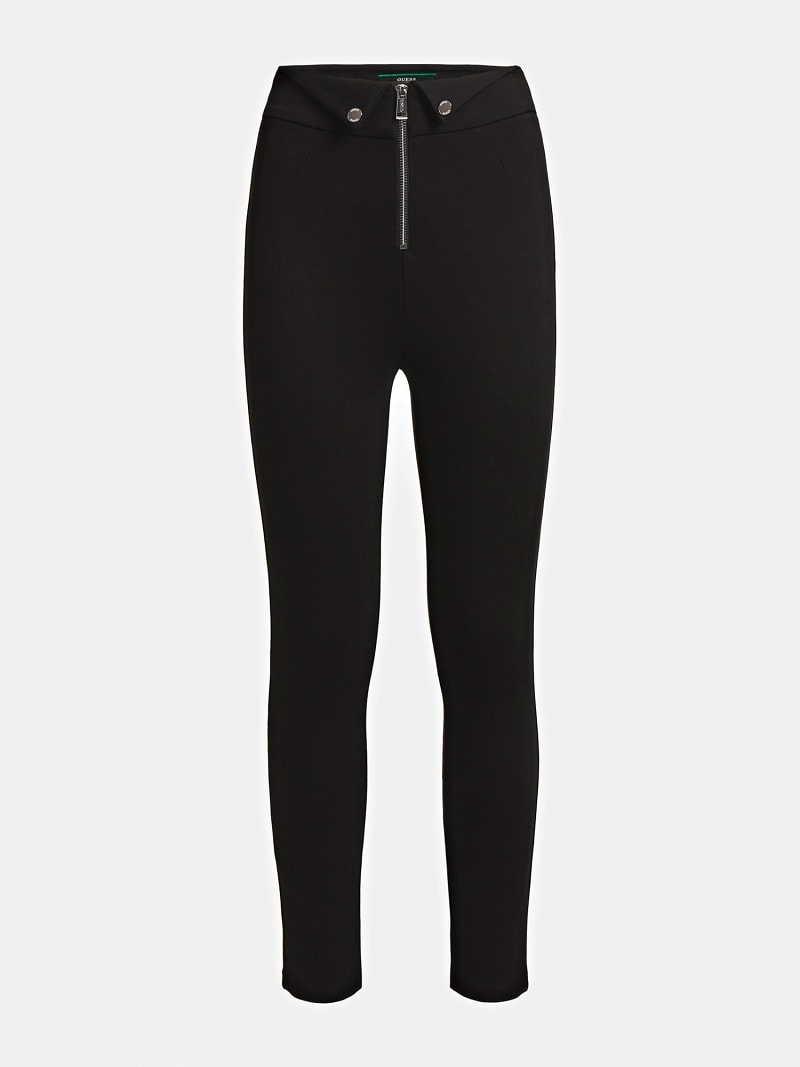 PONTE KNIT LEGGING image number 3
