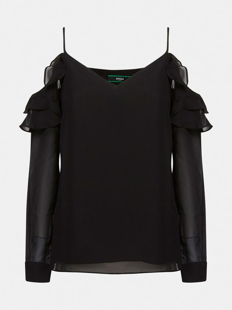 BLUSA OFF-SHOULDER BALZE  image number 3