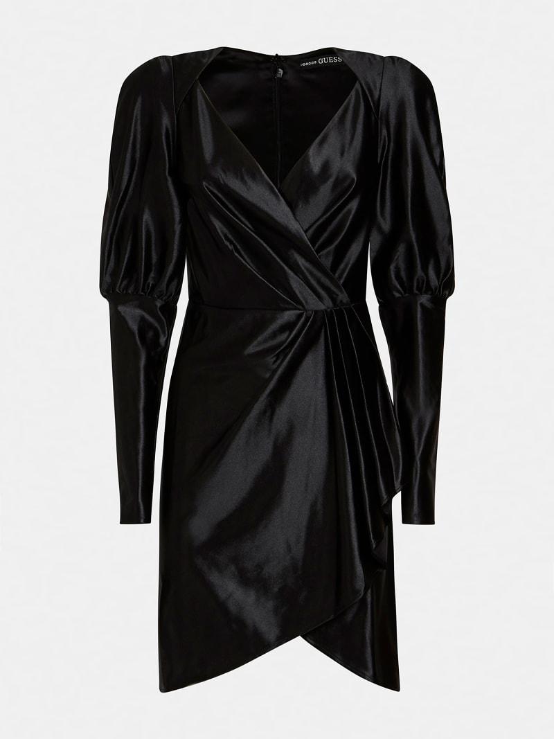 DRAPED DRESS image number 4