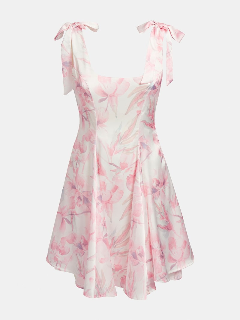 FLORAL PRINT DRESS image number 2