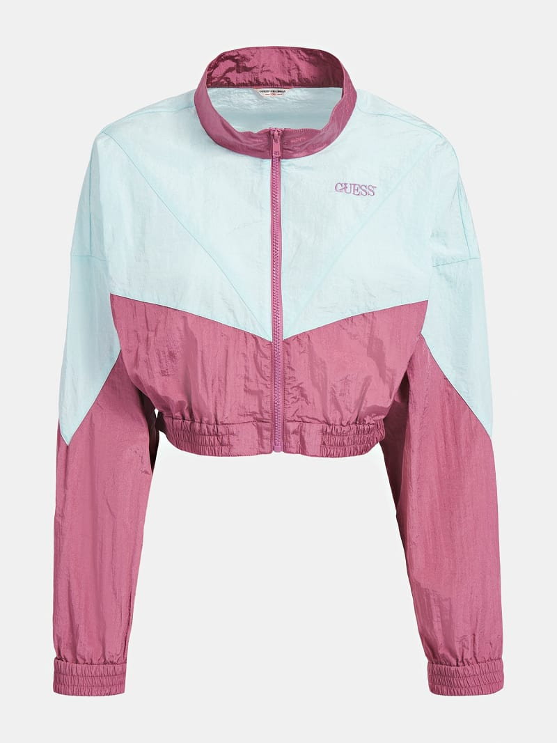 COLOUR-BLOCK WINDBREAKER image number 4
