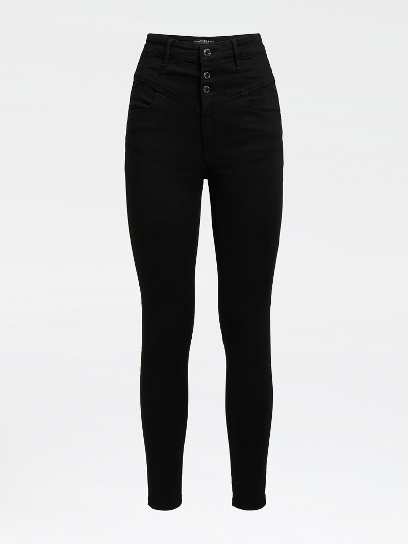 SKINNY FIT DENIM PANT image number 6