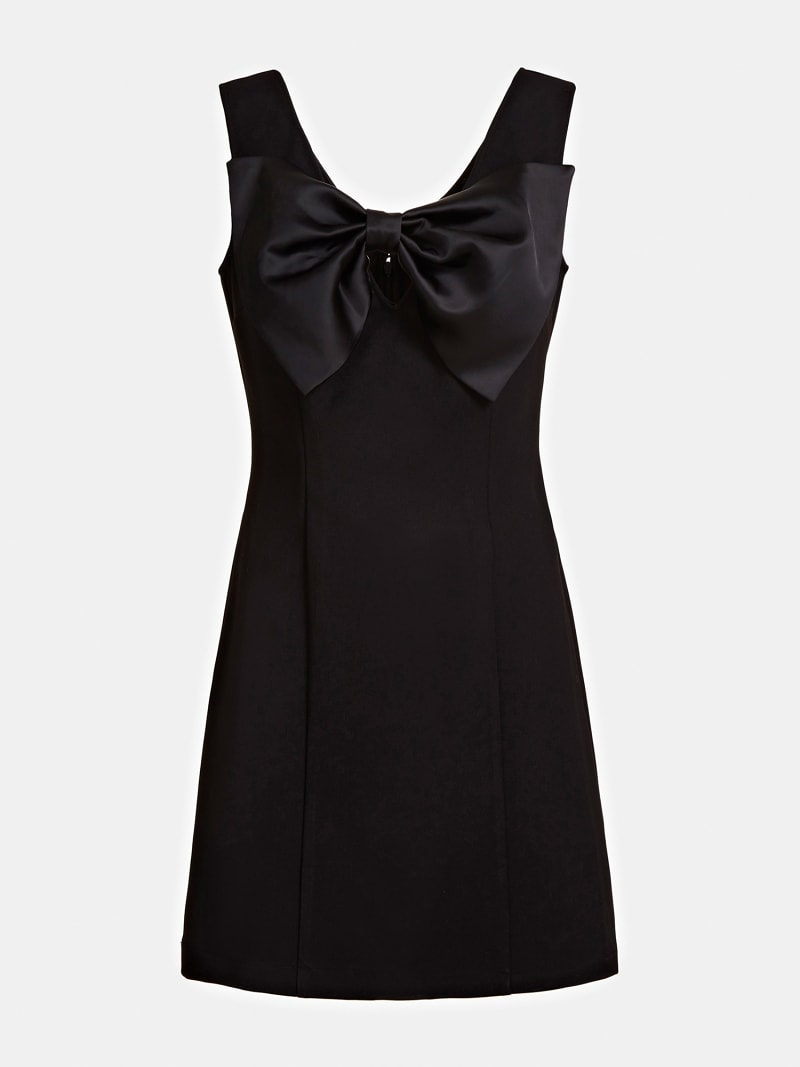BODYCON BOW DRESS image number 2
