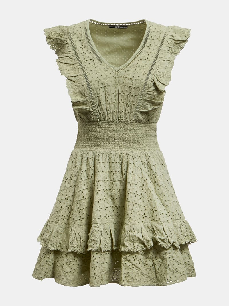 SANGALLO LACE DRESS image number 4