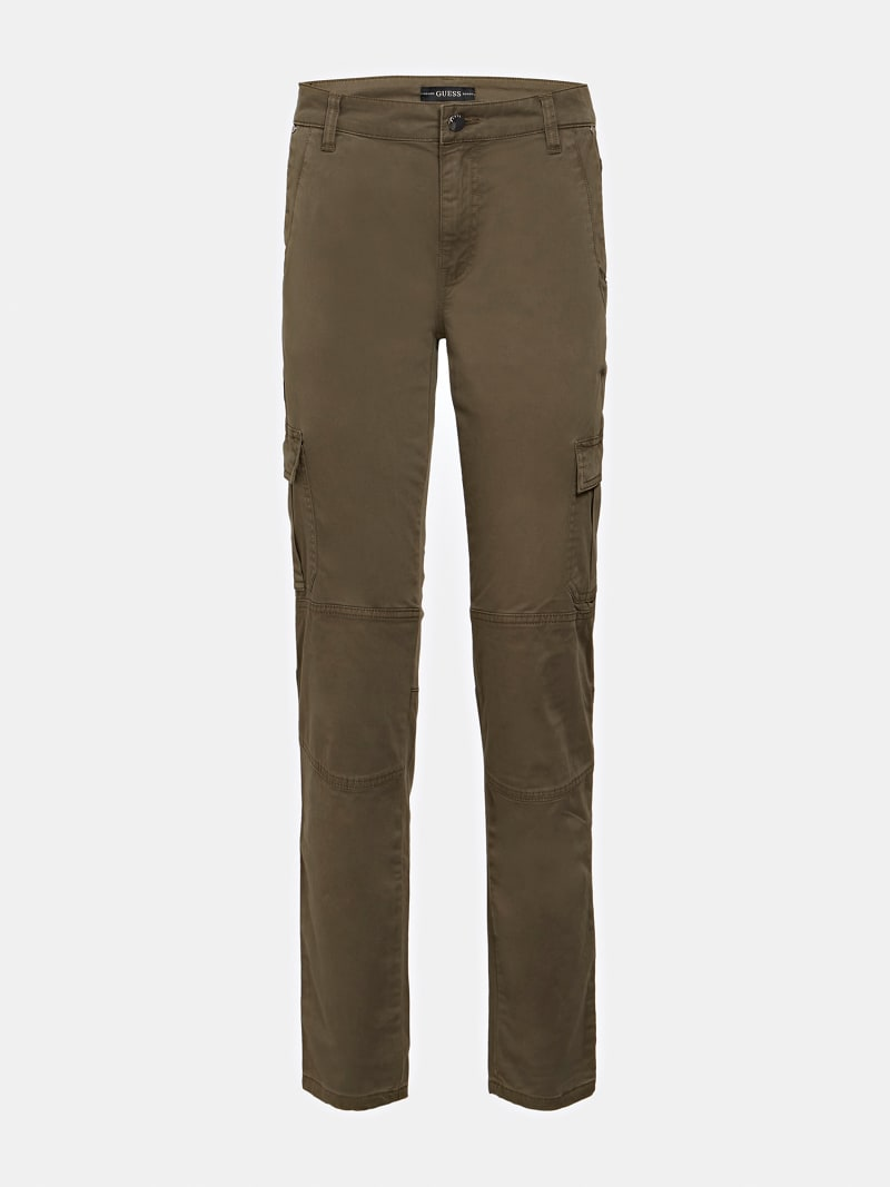 CARGO SKINNY FIT PANT image number 3