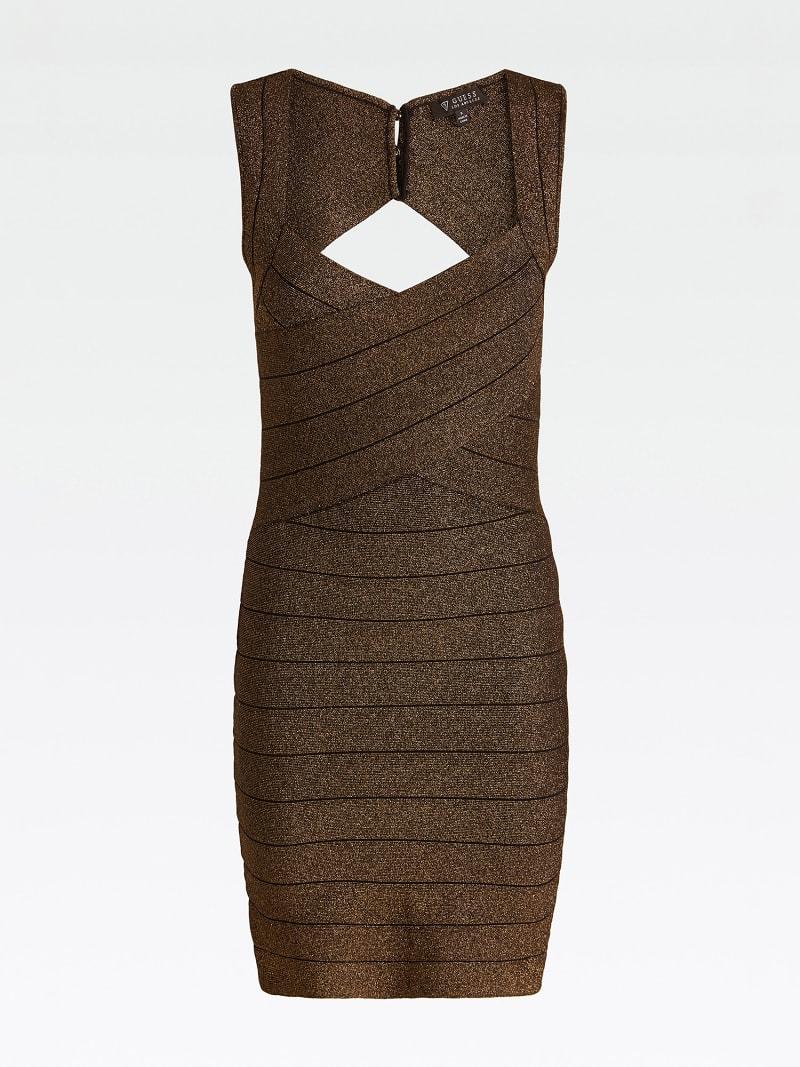 GLITTER-LOOK DRESS image number 2