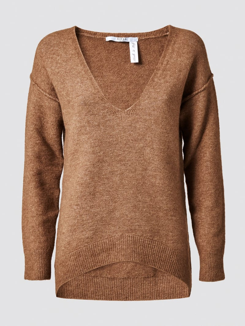 MAGLIONE MISTO LANA  image number 3