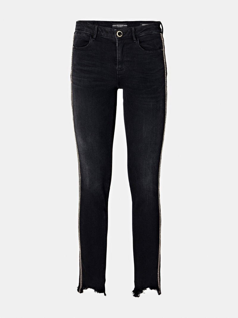 JEGGING DENIM RIGA LATERALE image number 3