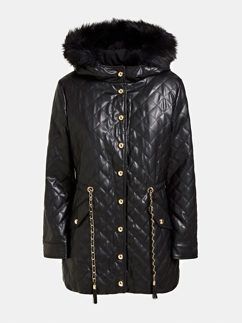 PADDED QUILTED JACKET image number 3