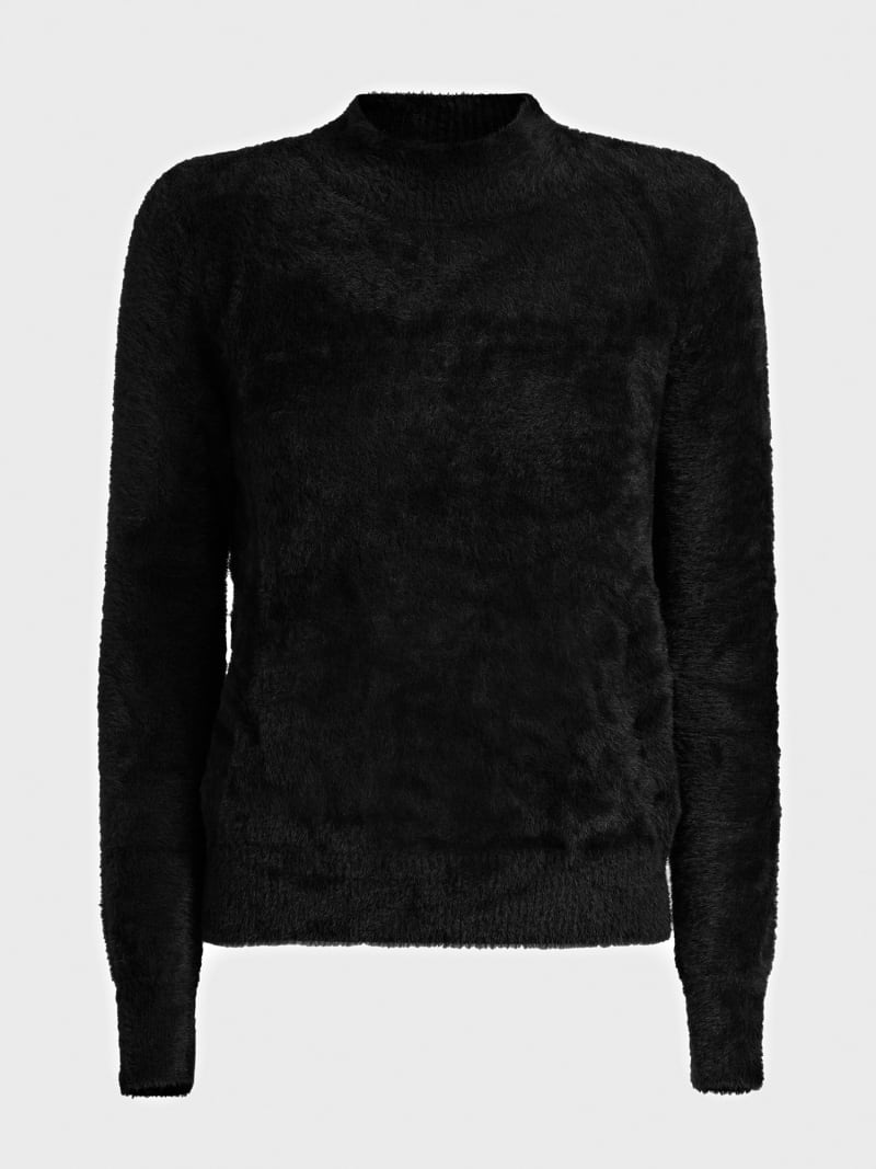 MOCK POLO NECK SWEATER image number 3