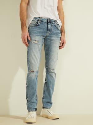 Guess Veste en Jean avec Basque Jeans