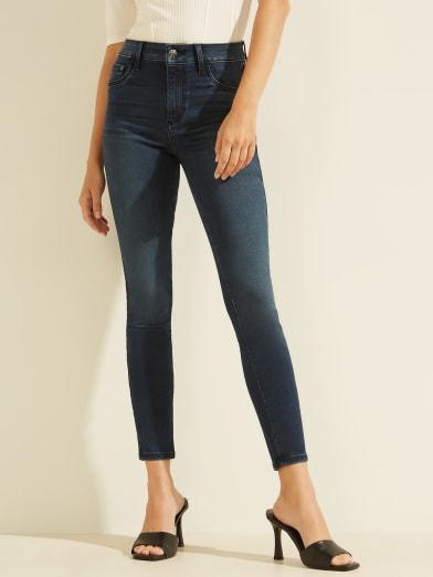 Nouveau Femme Jeggings cargo skinny taille haute Casual Pantalon Long Femme Pantalon