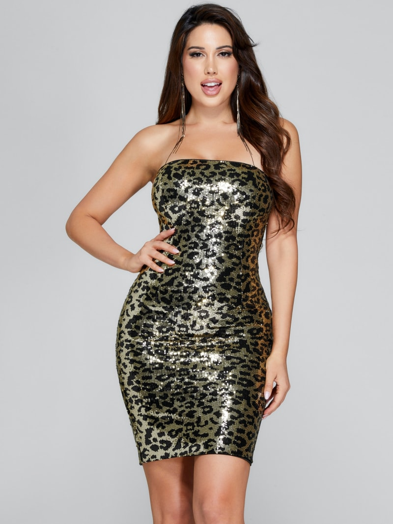 Leopard Lust Dress